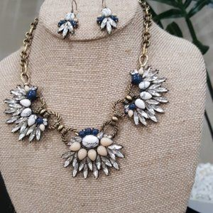 Chloe + Isabel Convertible Necklace and Earrings